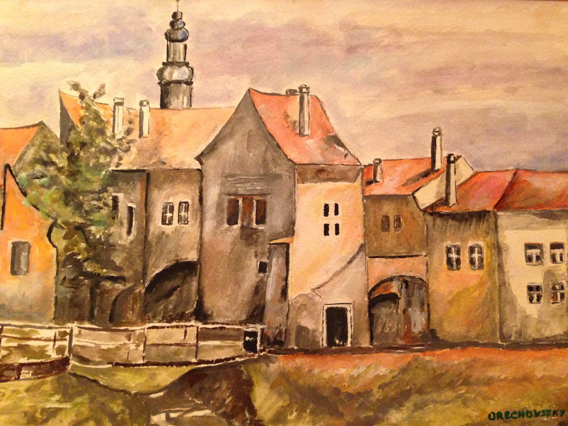 Sopron régen